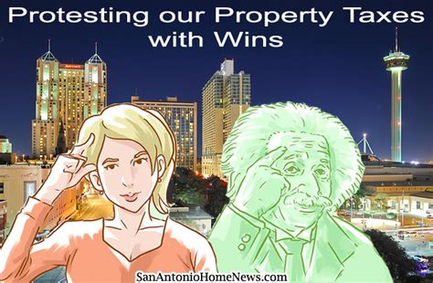 San Antonio Property Tax Records Protest Your Property Taxes San Antonio Home News