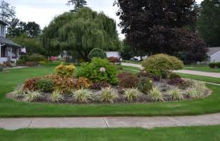landscaping ideas with mounds pdf