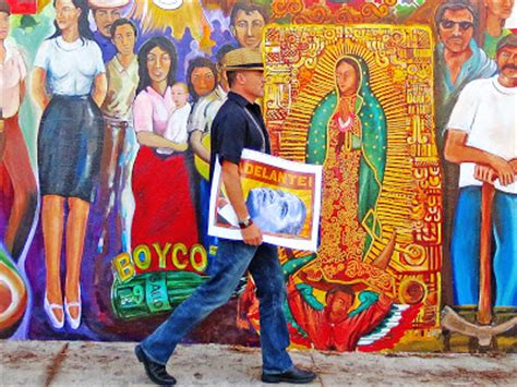 Los Angeles Murals Chicano Mural Art Mural World Chicano Artists Los Angeles