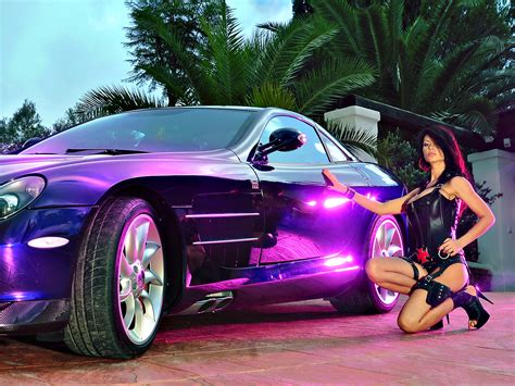 Auto Tuning Frauen by 60 Cars And Wallpaper And Pictures