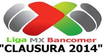 calendario liga mx apertura 2014 horarios jornada 7 clausura 2014 liga mx futbol mexicano