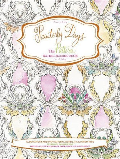 watercolor coloring book for adults 31 best images about coloring books watercoloring