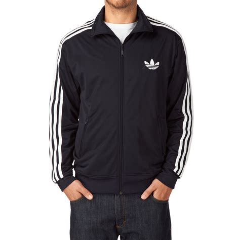 Jaket Tracktop Vans adidas firebird track top retro skool jacket size s m l xl black mens new ebay