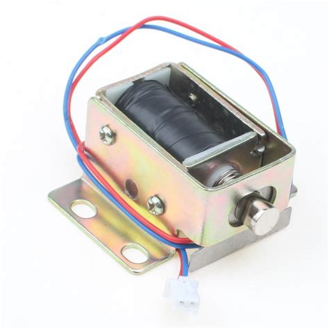 tfs a32 file cabinet door electric lock assembly solenoid dc 12v 0 6a cylindrical latch in locks