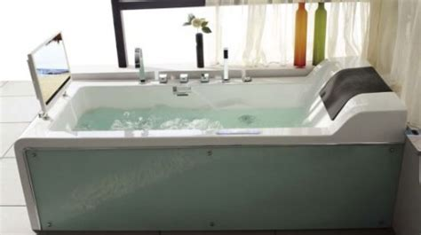 high tech bathtubs to drool
