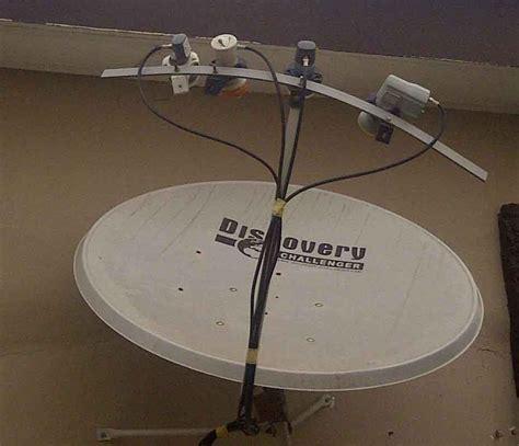 tech multi lnb satellite dish fta more than 150