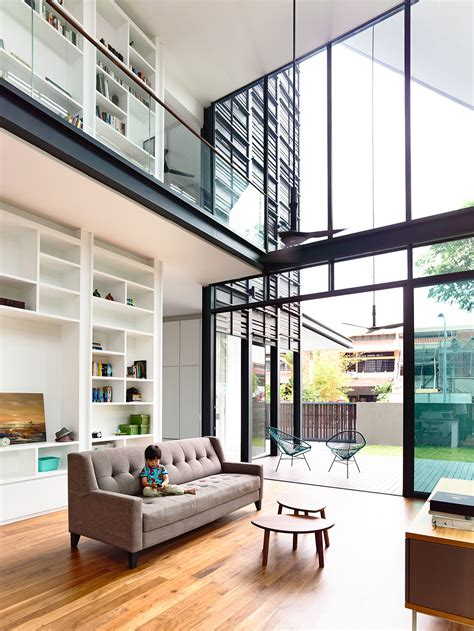 Terrace Interiors by Faber Terrace In Singapore By Hyla Architects