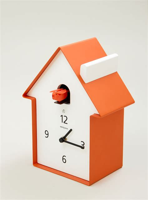italian cuckoo clock orange for kj pinterest cuckoo clocks clocks and modern