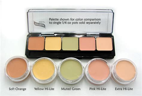 mac color corrector corrector makeup colour corrector concealer palette