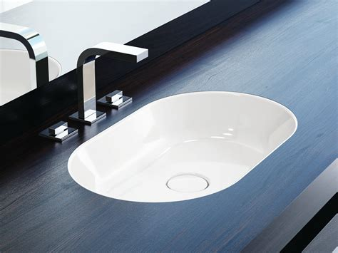 lavelli bagno da incasso centro lavabo da incasso sottopiano by kaldewei italia