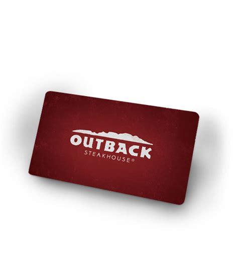 Outback Steakhouse Gift Cards - win it a 100 outback steakhouse gift card extratv com