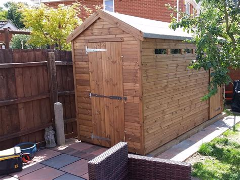 How To Secure A Shed by With Door