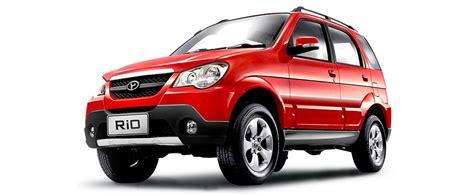Good small car suv   PREMIER RIO CRDI4 Consumer Review