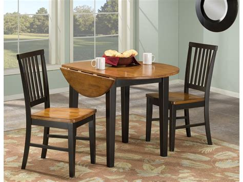 black dining room table with leaf dining room sets with leaf peenmedia com