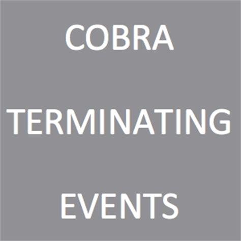 cobra: terminating events – 24hourflex