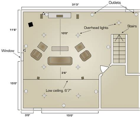 home theater floor plan home theater room floor plans take a look at a floor