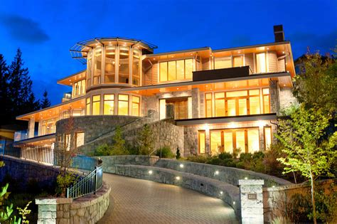 luxury real estate 2511 marr creek court west vancouver homes and real