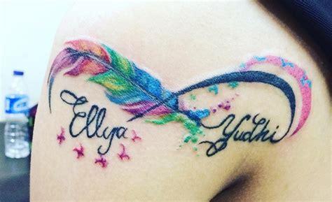 imagenes de tatuajes de infinito los tatuajes de infinito con nombres