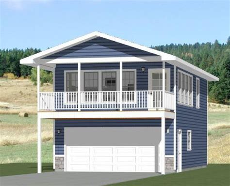 small house with garage 20x32 tiny house 20x32h7o 785 sq ft excellent