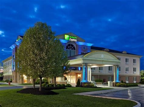 agoda usa holiday inn express suites marion marion il united