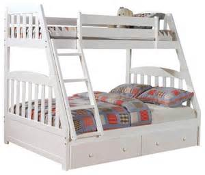 Bunk Bed Without Bottom Bunk Chelsea Home Mission Bunk Bed Without