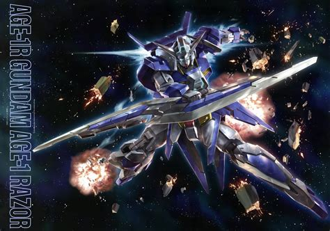 Gundam Age Wallpaper Hd | hg 1 144 gundam age 1r razor wallpaper image gundam kits