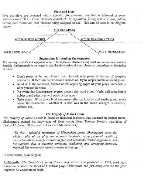 themes in julius caesar act 4 julius caesar summary in hindi pdf