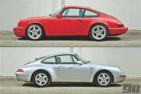 porsche 964 vs 993 opinion is the porsche 964 carrera a better car than the