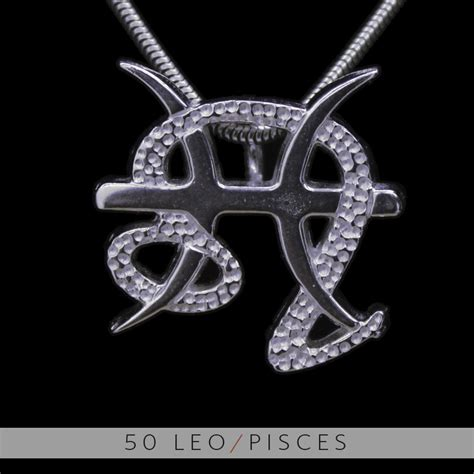unity design concepts the leo and pisces silver unity
