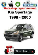 service manual hayes car manuals 2001 kia sportage electronic toll collection service manual 2001 kia sportage repair manual ebay