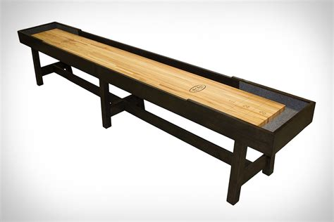 Mcclure Tables by Mcclure Contempo Shuffleboard Table Uncrate