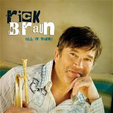 All It Takes rick braun all it takes cd