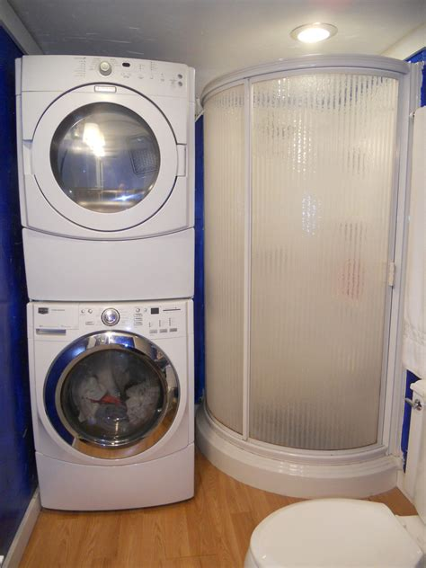 tips great stackable washer dryer   life fresh