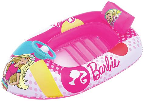 barbie boat best price sale on bestway barbie fashion boat inflatable specials