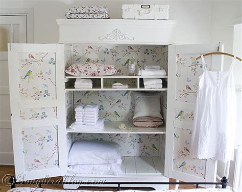 wallpaper closet give your closet a makeover with wallpaper