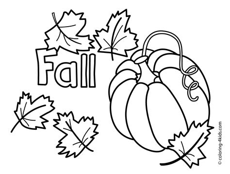 leaf coloring page 27472 on leaf coloring pages 4 free