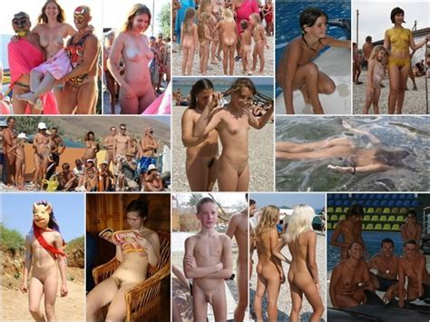 New Collection Of Family Nudism Photo
