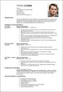 exemple cv personal trainer livecareer