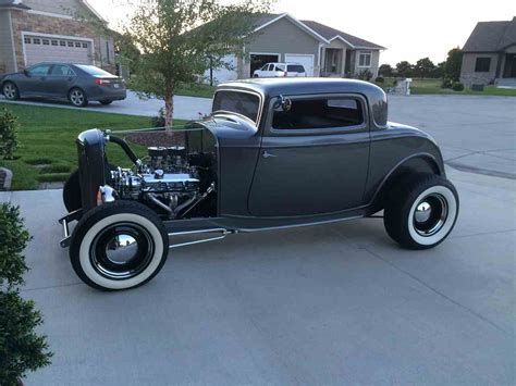 1932 ford for sale 1932 ford 3 window coupe for sale classiccars cc