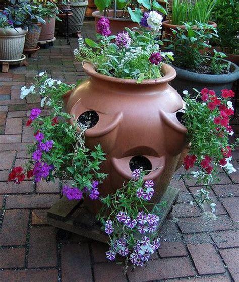 17 best ideas about strawberry pots on grow