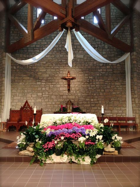 Arc Decoration by The 25 Best Church Altar Decorations Ideas On