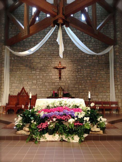 roman catholic church christmas decorations 40 best catholic church decoration images on altars church ideas and altar