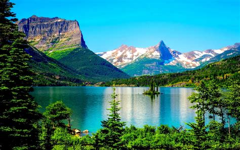 glacier national park glacier national park desktop background 576217
