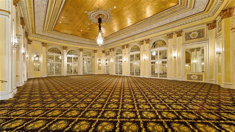 Gold Dining Room by Pantlind Ballroom Amway Grand Plaza