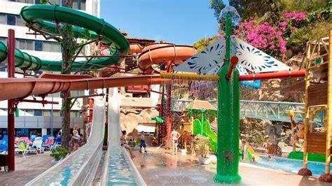 magic rock gardens hotel in benidorm official website