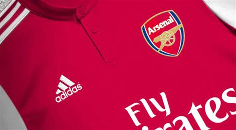 arsenal adidas adidas arsenal home away and third kit concepts by mike