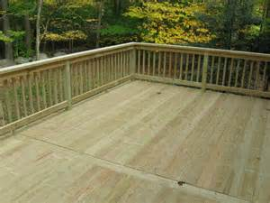 Composite Handrails Decks Portfolio