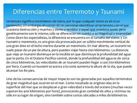 conoce cu 225 les son las diferencias entre halloween y el d 237 a hay diferencias entre un sismo y un terremoto tsunami y