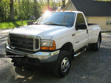 ford f 350 diesel dually 2000 ford f350 diesel 4x4 dually