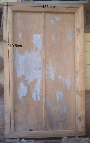 Ram Kayu Jati pintu antik dijual iklan jual beli